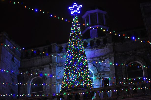 Christmas Lights In Cornwall 18 Of The Best Switch On