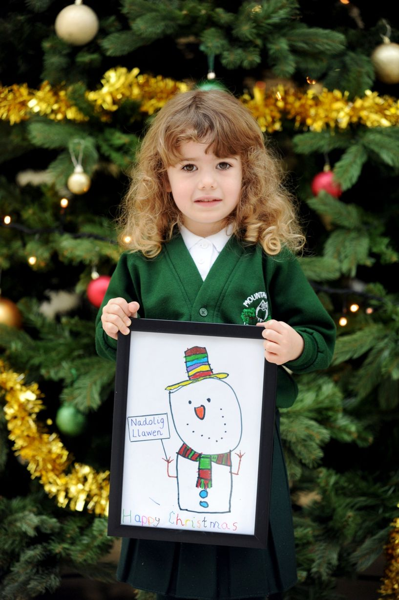 Cool Sienna Deeside Mp Am H Card Competition Daily Post Card Lady ...