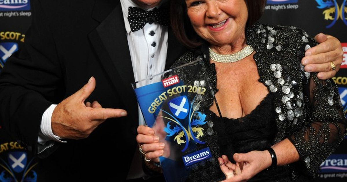 World Travel Awards 2017 Winners Great Scot Awards Comedy Couple The Krankies Among The