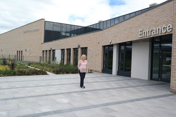 You Can Book Me Ltd New Crieff Primary School Opens Its Doors Daily Record