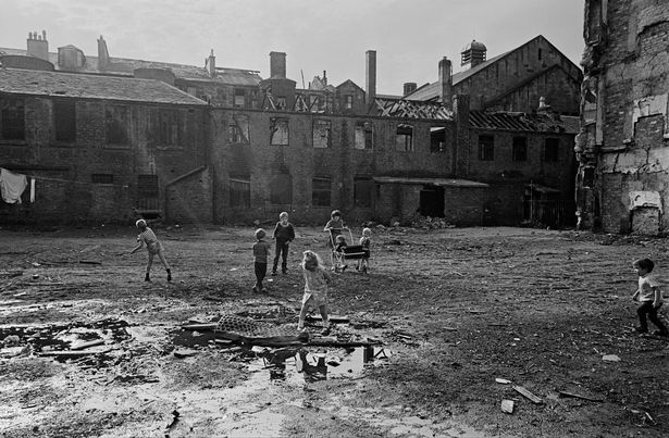 Historical photos of poverty\u0027s grip on 1960s Scotland released for - history of poverty