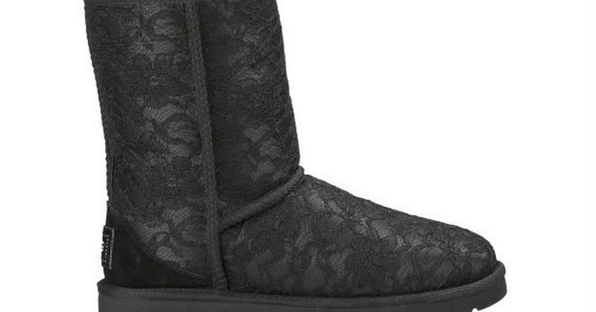 Classic Short Antoinette Ugg Boots Daily Record