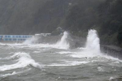 In Pictures: Storm Callum wreaks havoc across Devon - Devon Live
