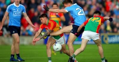 Dublin v Carlow: How did the Dublin players rate? - Dublin ...