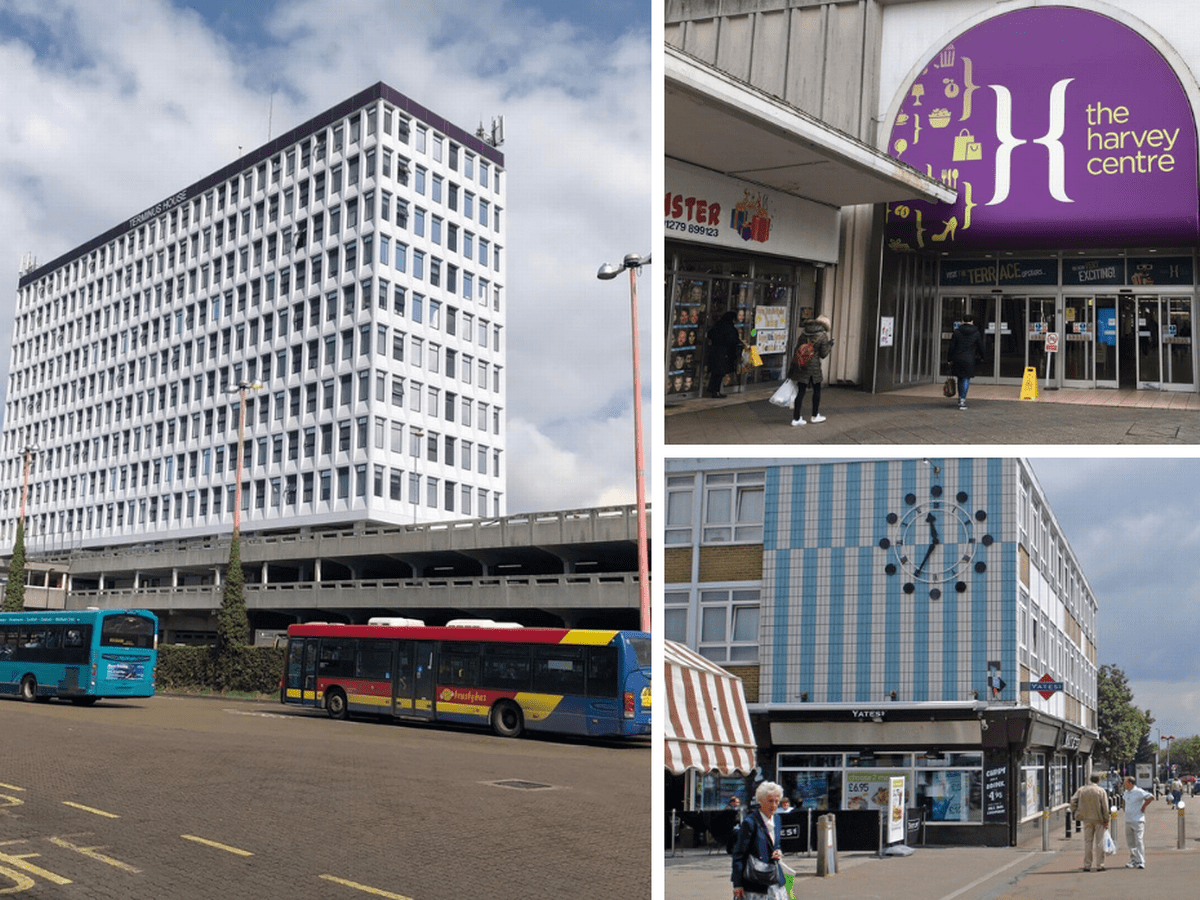 Park Inn Harlow Harlow Crime The Most Dangerous Areas To Live In According To The