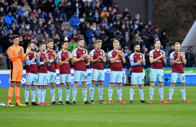 LOOK: Huddersfield Town vs Burnley FC, 30.12.17: Match Action from the John Smith's Stadium ...