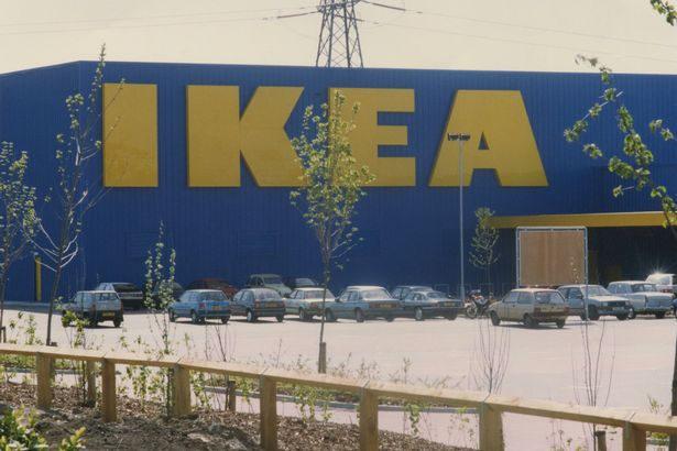 Furniture Stores South East Uk Furniture Giant Ikea Unveils Plans To Open On The High