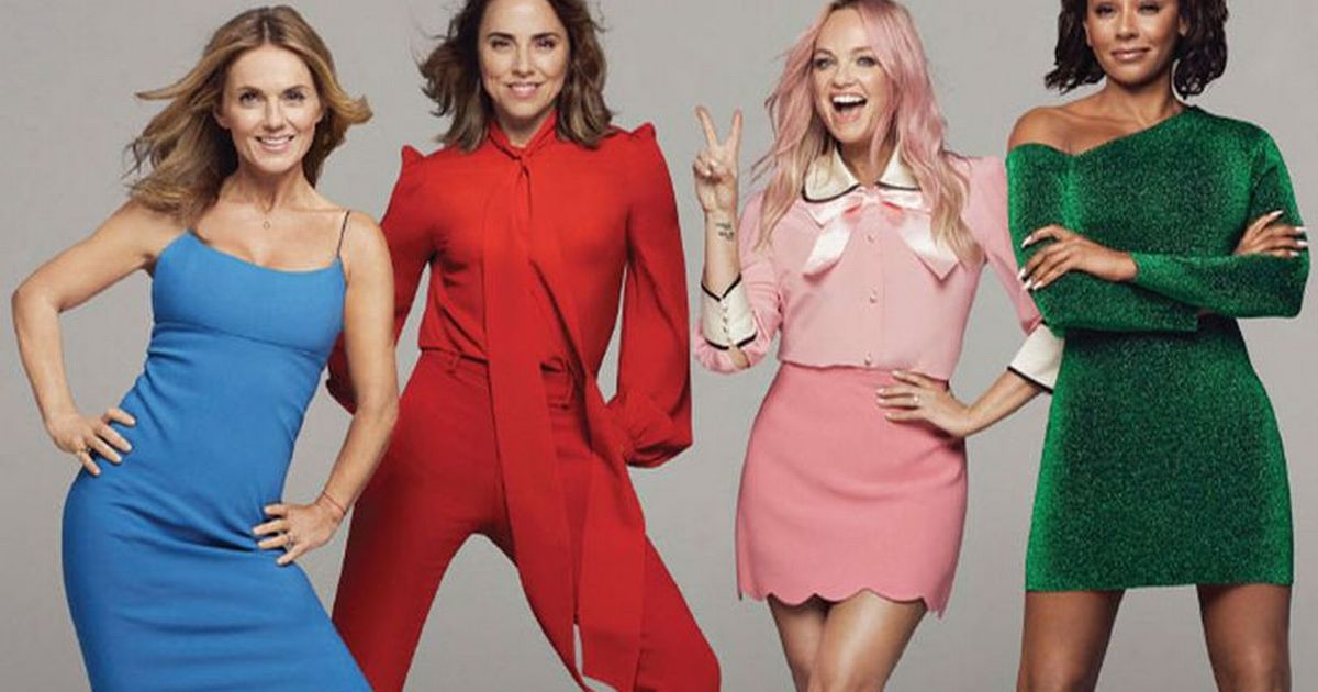 Spice Girls Have Announced Their Comeback Tour And This Is