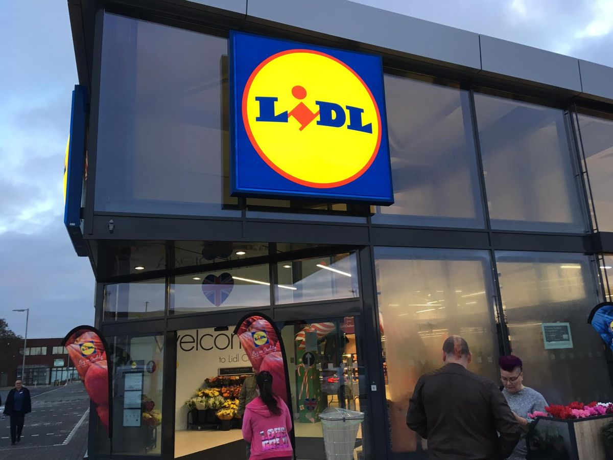 Lidl Salon Lidl To Re Open Revamped Cinderford Store With A Week Of
