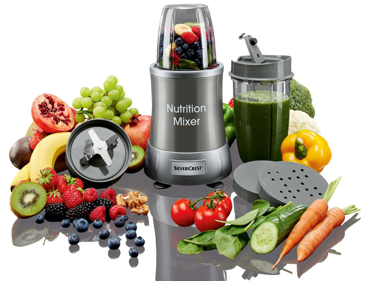 Lidl Silvercrest Nutrition Mixer Test Lidl S Budget Blender Is Just Like The Nutribullet But Less Than
