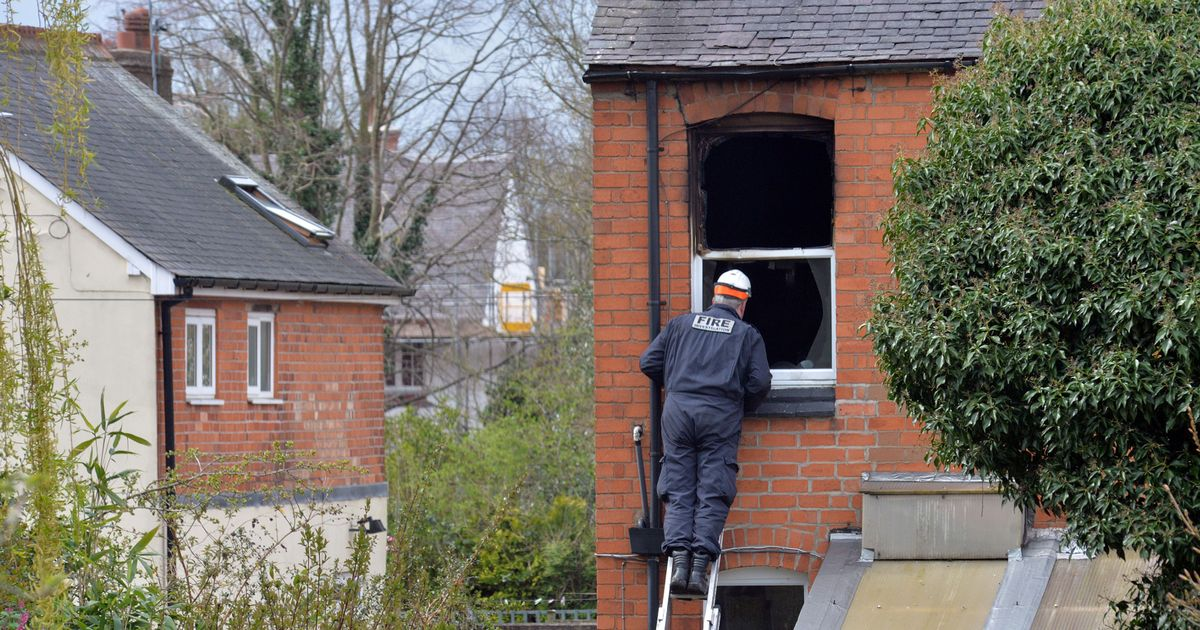 Cause of Kirby Muxloe house fire which claimed two lives revealed