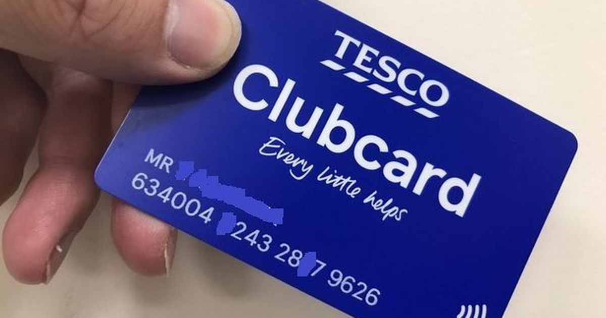 Here\u0027s everything you need to know about the new Tesco Clubcard - club card design