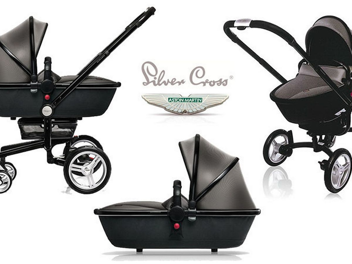 Silver Cross Pushchairs On Ebay The Most Expensive Baby Stroller Ever Limited Edition Aston