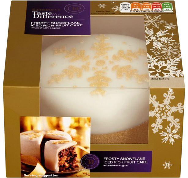 Lidl Cakes Which Supermarket Has The Best Christmas Cake? We Tried