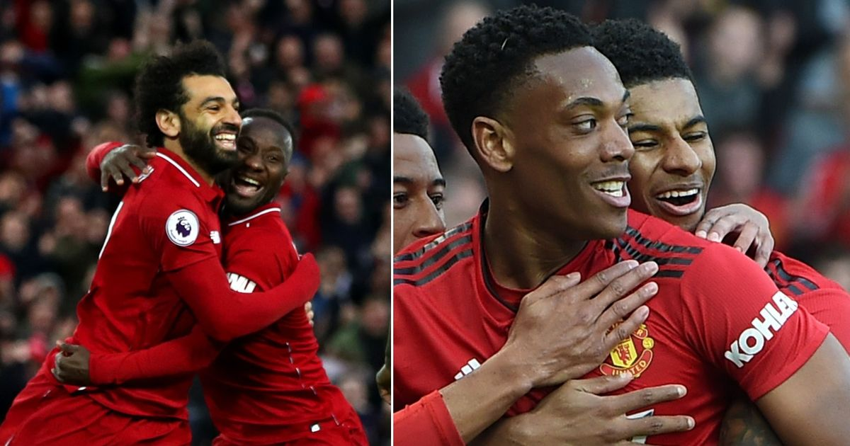 How Manchester United\u0027s front three can reach the level of Liverpool