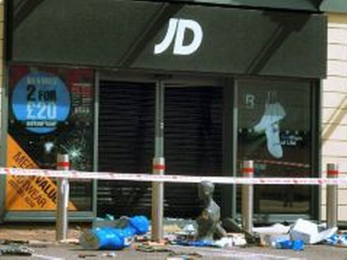 Jd Sports Jd Sports Fashion Reveals 700 000 Cost Of Looting