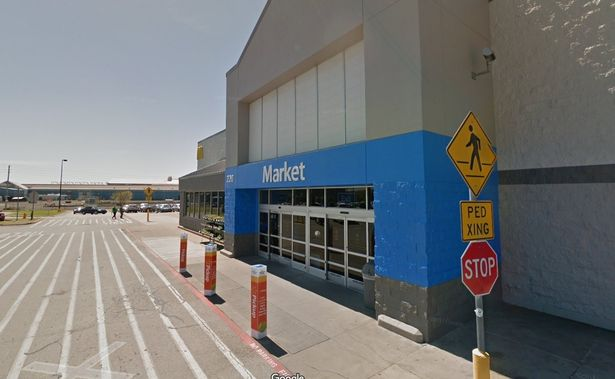 Woman, 29, found dead in supermarket toilet three days after staff - walmart sand springs