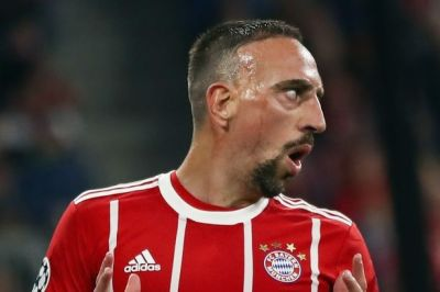 'It gave me character': Franck Ribery on being abandoned as a baby and the horror incident ...
