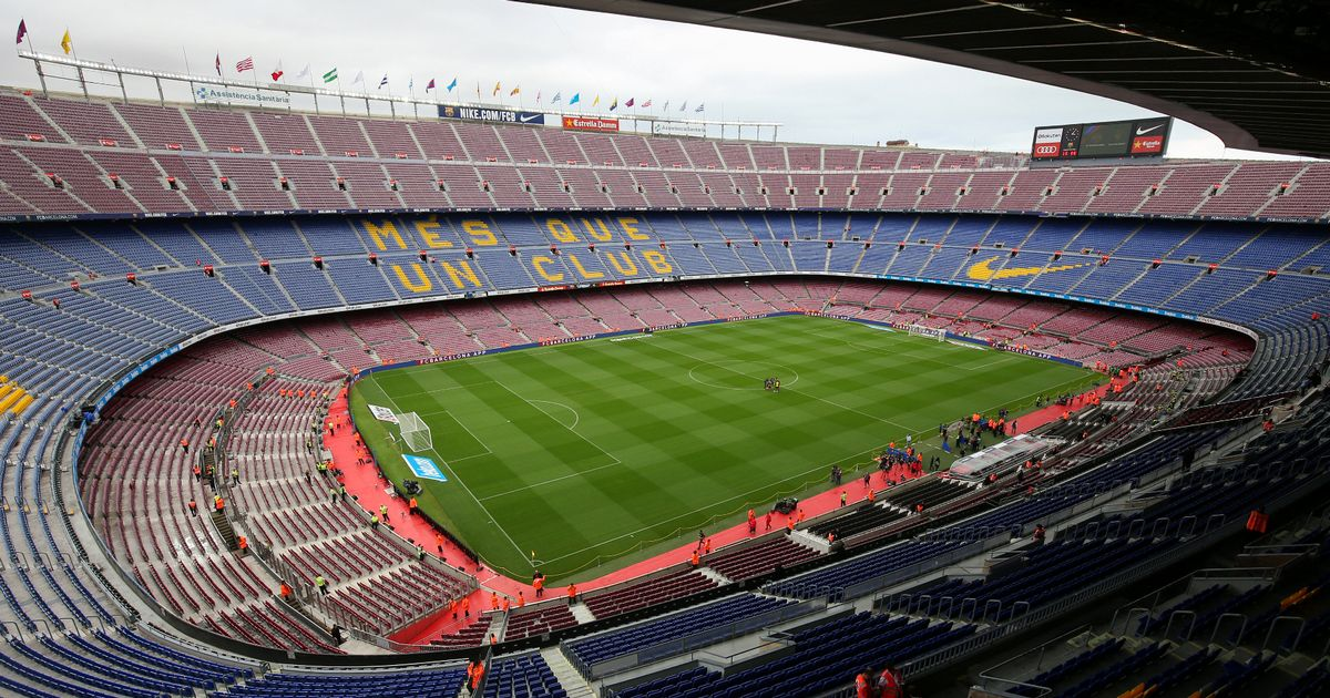 Wallpaper Barcelona Fc 3d Barcelona Could Rename Nou Camp Amid Rumours Of