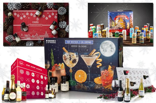 Best alcoholic advent calendars for Christmas 2018 - Mirror Online