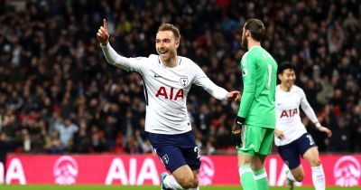 Tottenham 2-0 Manchester United recap as Spurs down Red Devils at Wembley - Mirror Online
