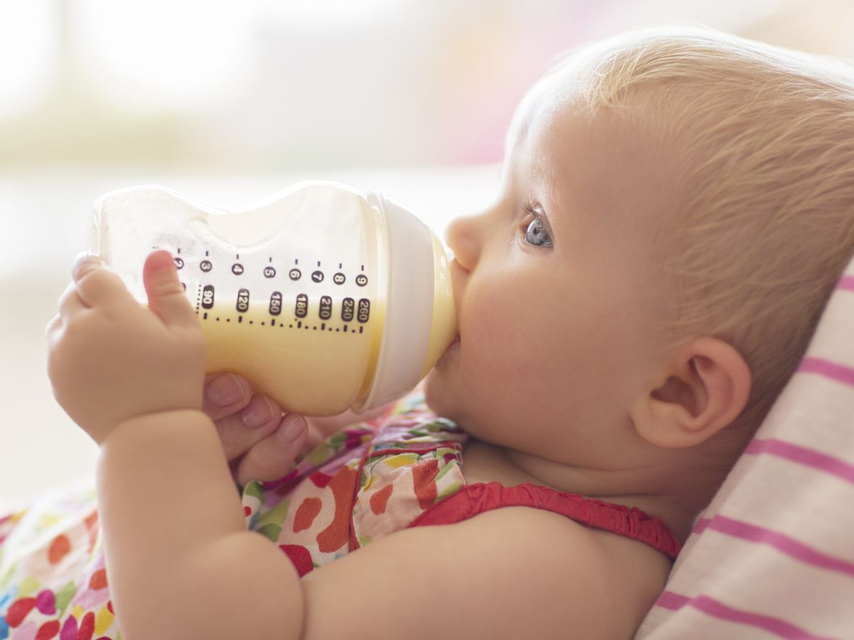 Weaning A Baby Off Formula 10 Best Baby Bottles You Can Use From Birth Mirror Online
