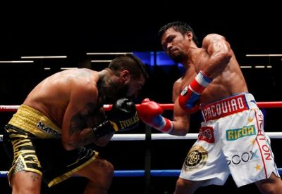 Who won Manny Pacquiao vs Lucas Matthysse fight? Full report as ring legend claims WBA ...