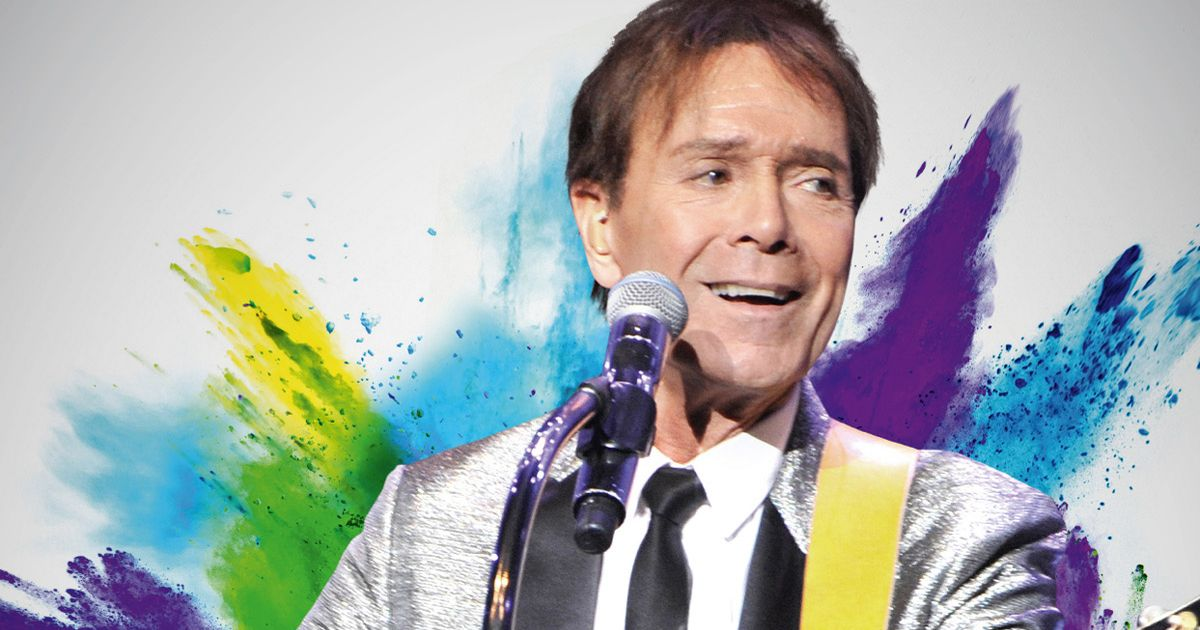 F1 News Bbc Cliff Richard's New Calendar 2019 Tipped To Top Charts As