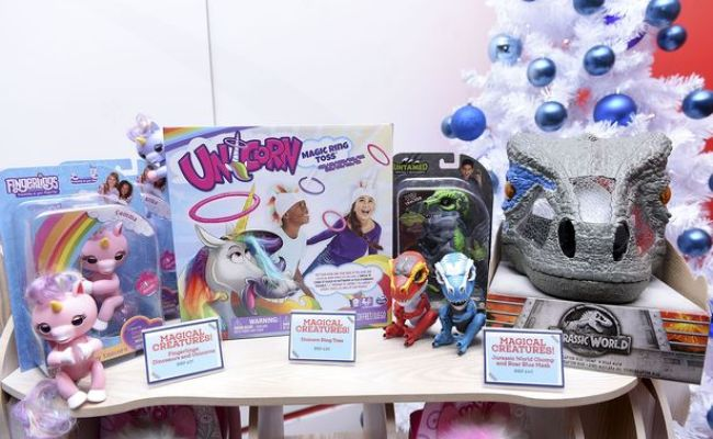 Hamleys Reveal The Top Toys For This Christmas 2018 And
