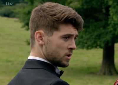 Emmerdale's Joe Tate jilts Debbie Dingle at the altar to go on the run from murderous Kim ...