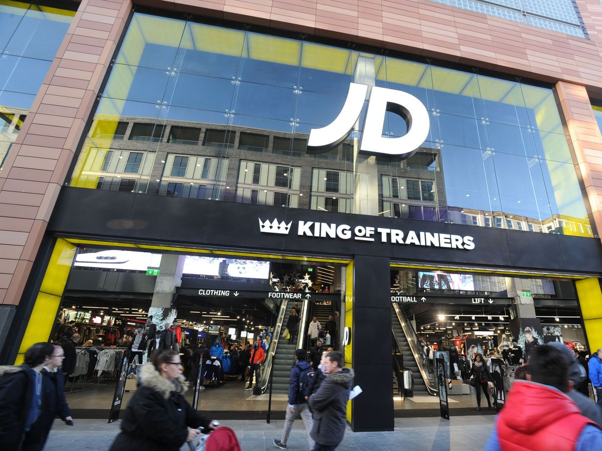 Jd Sports Jd Sports Report Record Profit As Some Shoppers Buy Nine Or