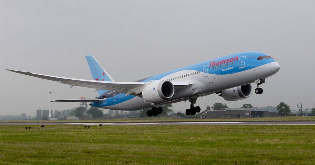 Thomson\u0027s Boeing 787 Dreamliner verdict following first long haul