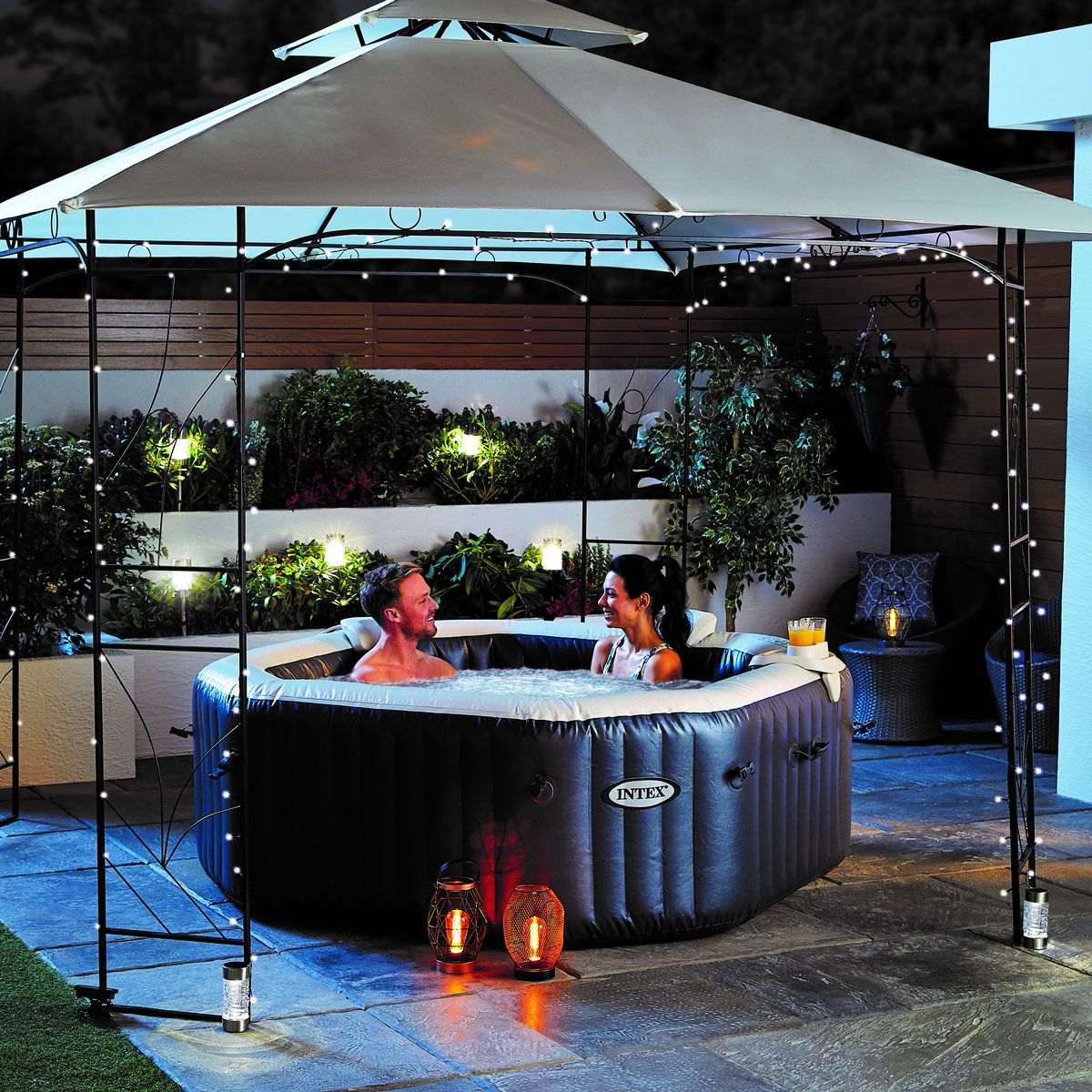 Aldi Launch New Garden Furniture And Barbecue Range And It Includes Sell Out Hot Tub Mirror Online - Garden Furniture Clearance Ireland