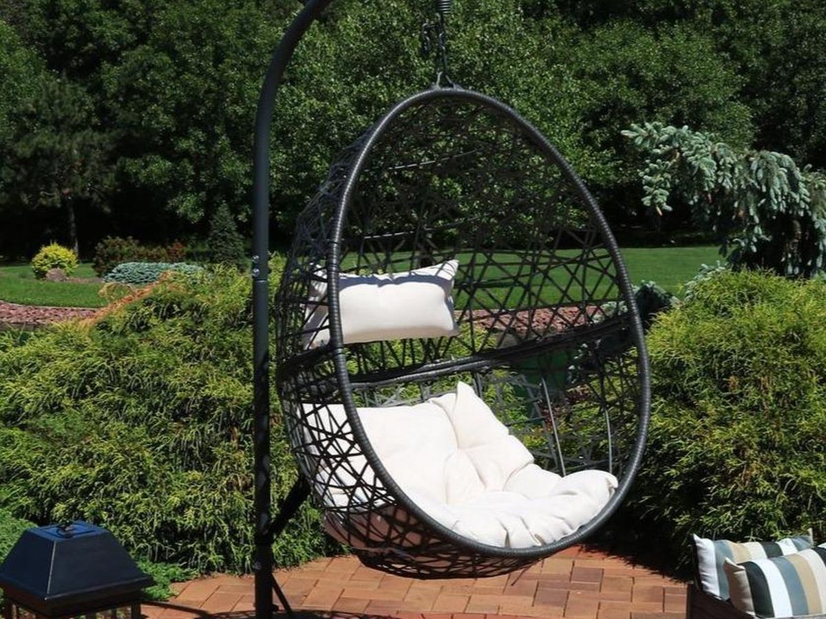 Briq Launches Egg Chair Under 180 Just In Time For The Heatwave To Return Mirror Online - Garden Furniture Clearance Company Dorset