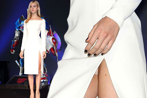 Knicker Spotted Nicola Peltz Reveals More Than Expected