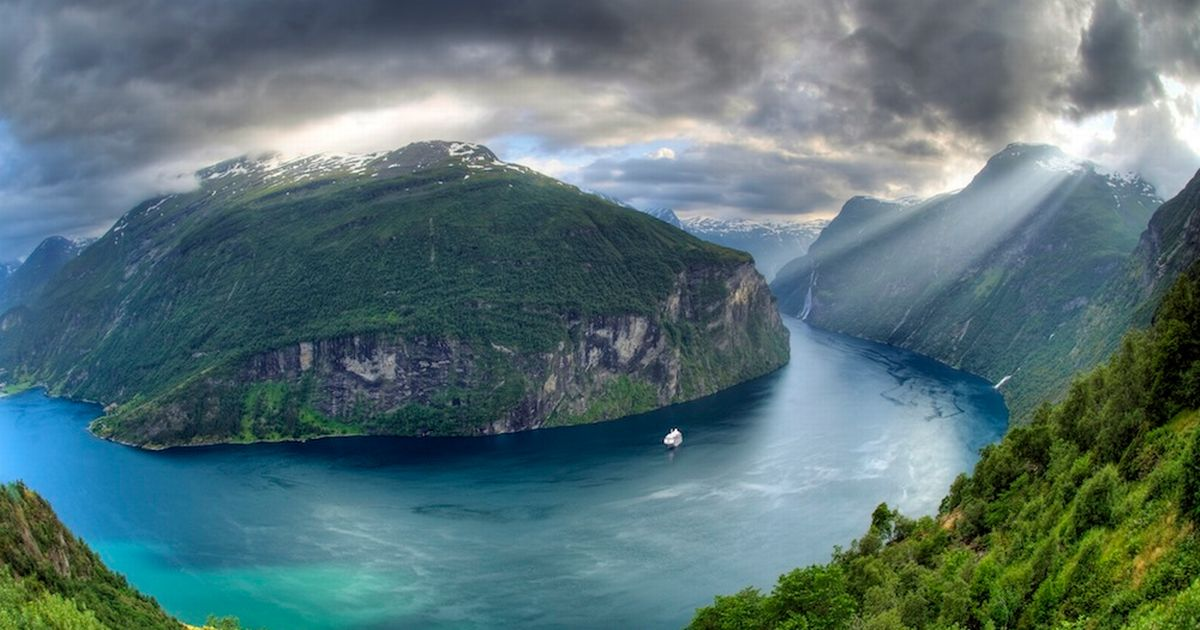 Natur Wallpaper Hd Norwegian Fjords Cruise Will Leave You With Magical