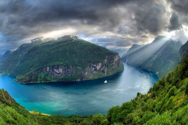 Norwegian fjords cruise will leave you with magical memories of - fjord