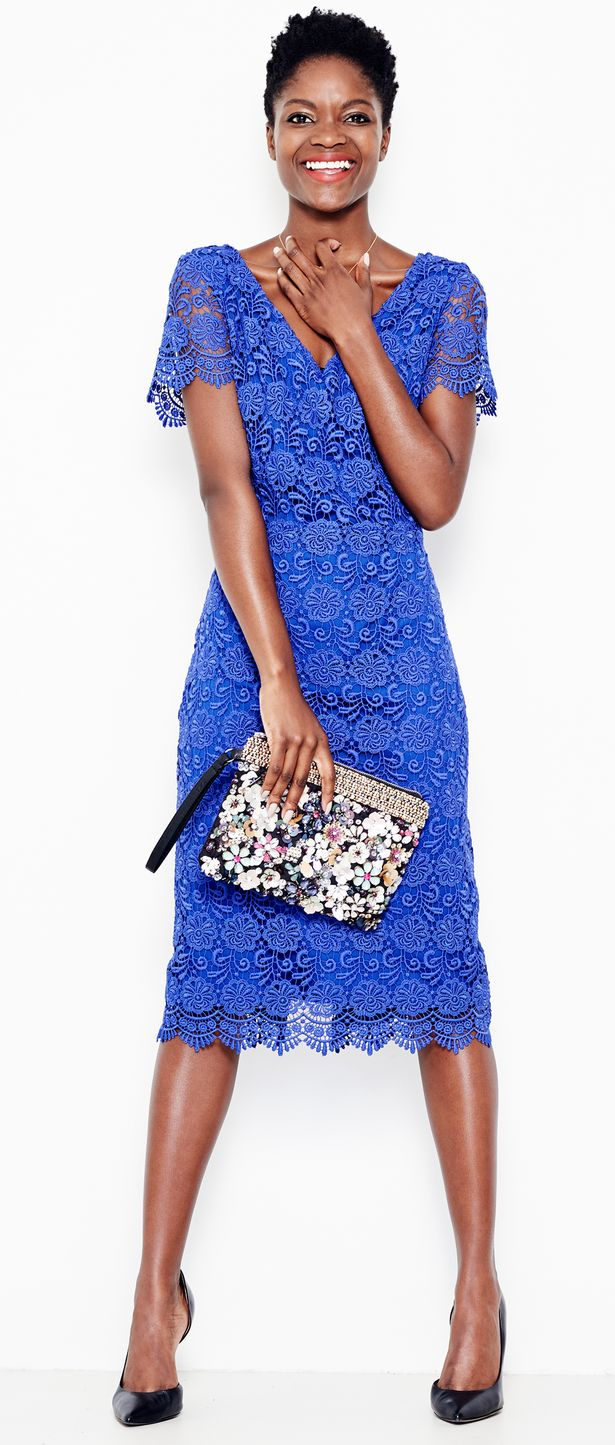 Best Blue Fashion On The High Street Your Style Guide