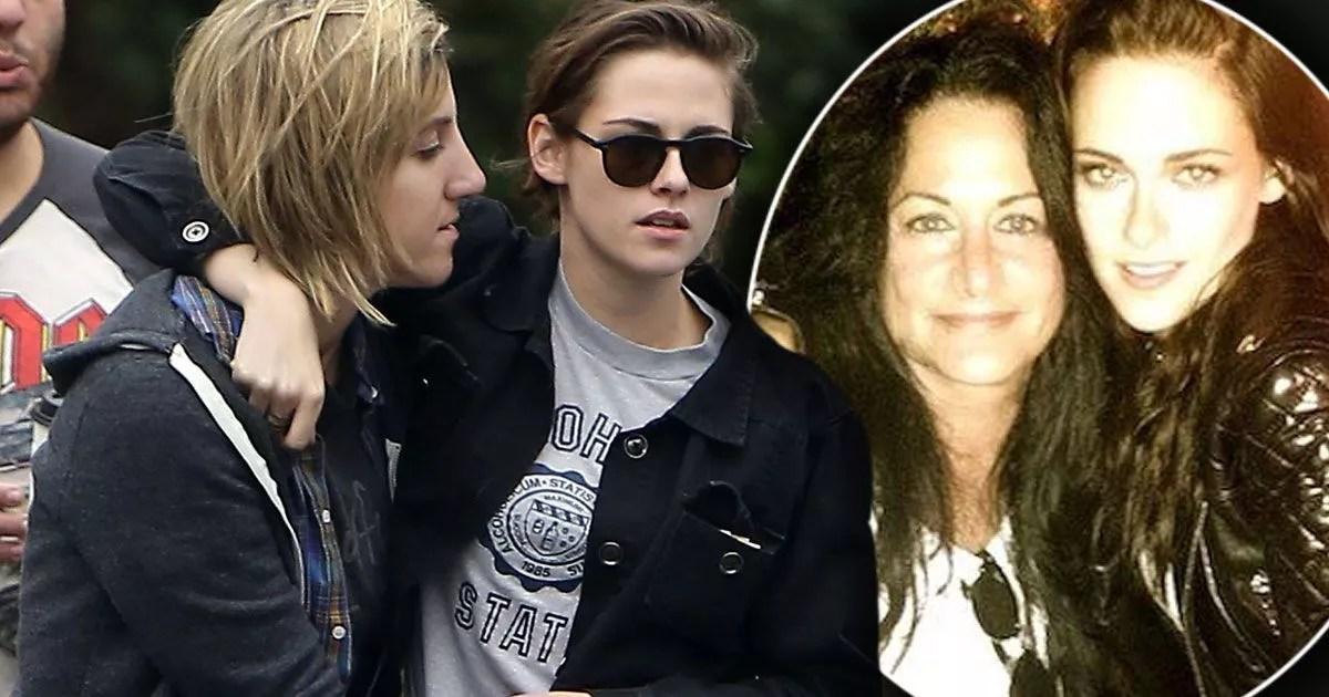 Kristen Stewart forgets all about Robert Pattinson by finding love