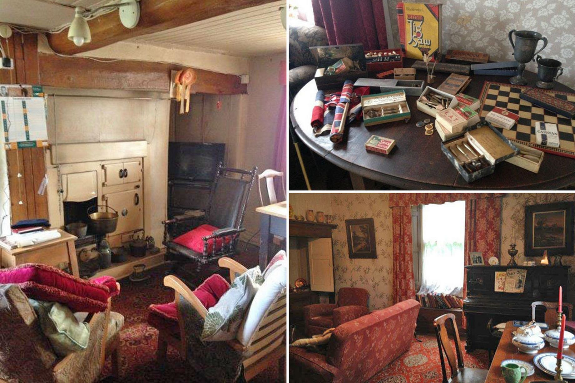 Farmhouse Coventry A Treasure Trove Of Old Curiosities Has Been Found In A