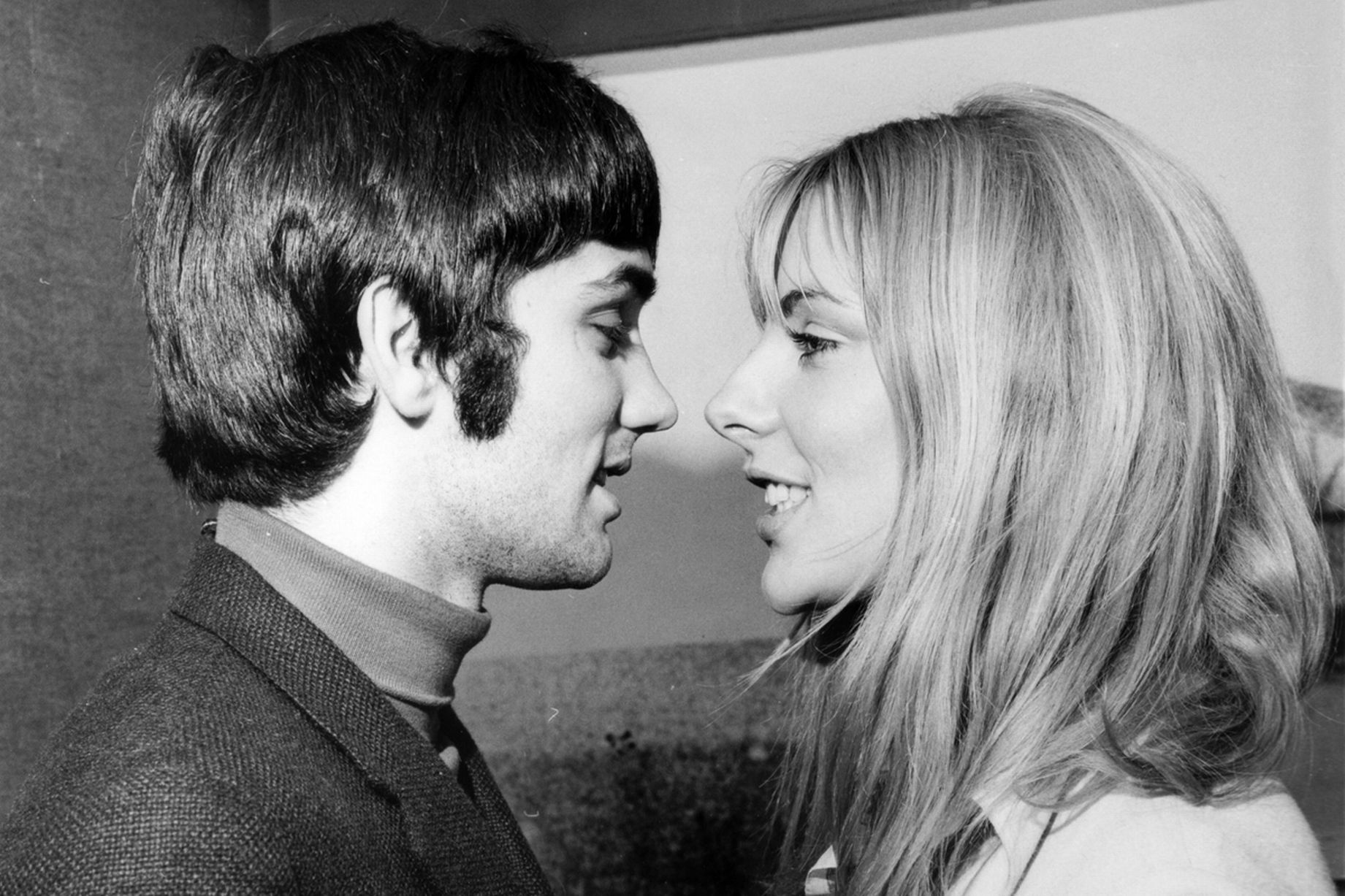Jackie Glass George Best And Jackie Glass Mirror Online