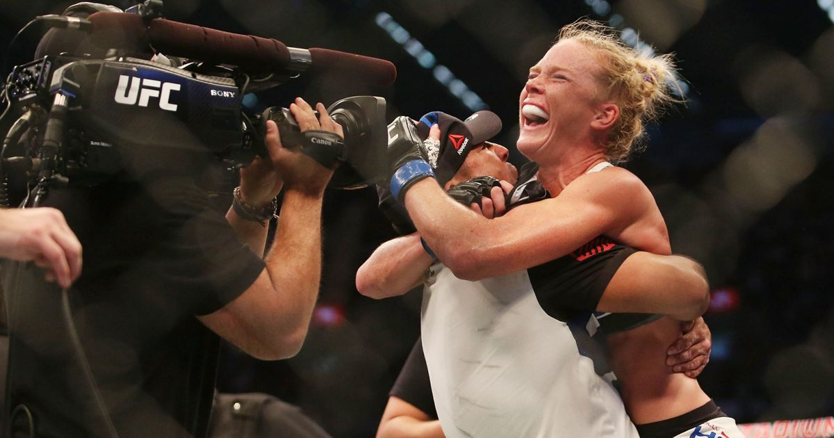 Money Quotes Wallpaper For Mobile Ronda Rousey Knocked Out Holly Holm Explains Just How