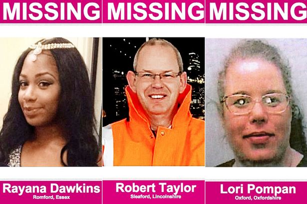 One person goes missing in the UK every 2 minutes Meet woman who