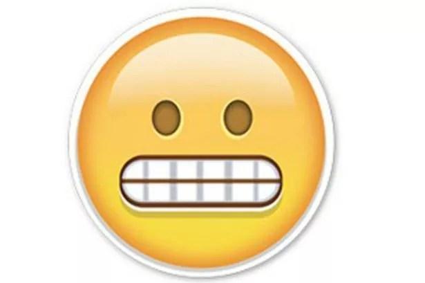 This \u0027grimace face\u0027 emoji is causing awkward conversations - make