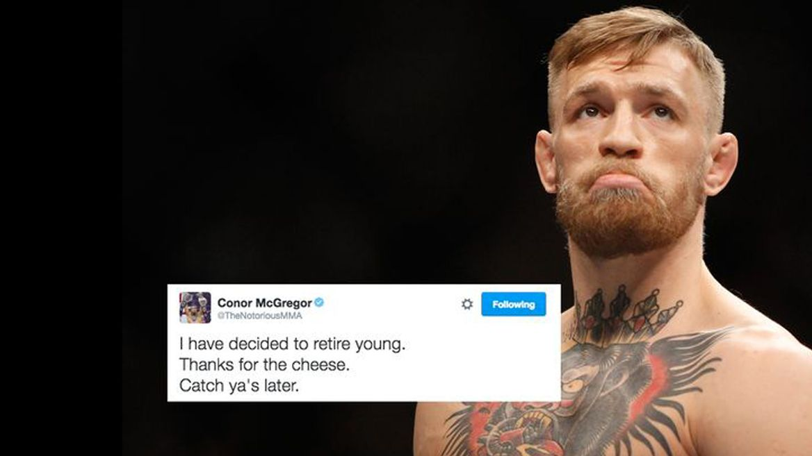 Football Coach Quote Wallpaper Conor Mcgregor S Best Quotes As Ufc Champion Sparks Social