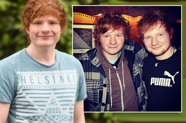 Ed Sheeran Lookalike Reveals Being Singer39s Doppelganger