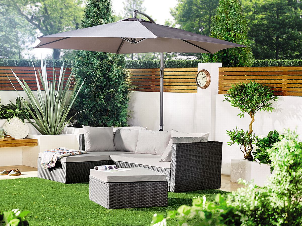 Egg Pram Parasol John Lewis Stunning Aldi Garden Sofa Hits The Shops For A Quarter The