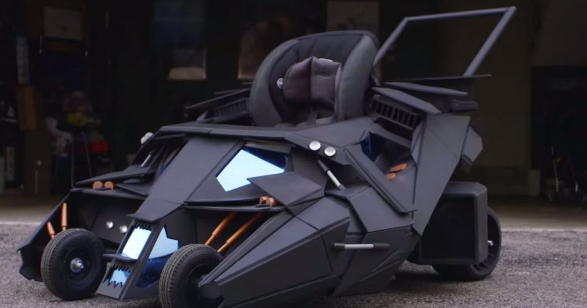 Doll Stroller Canada Batmobile Baby Stroller You Gotham Be Kidding Me