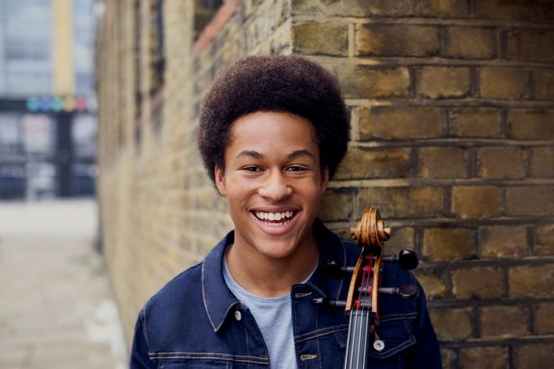 Sheku Kanneh-Mason\u0027s album reaches top of iTunes charts