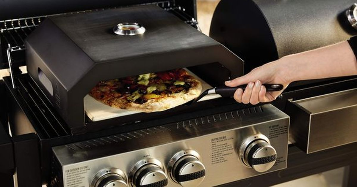 Pizza Oven Aldi Bargain Barbecues Are Back As Aldi Brings Out Outdoor